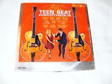 Living  Guitar   Teen  Beat  Discotheque  (Dance)  USA  1965  Vinyl  Import  LP