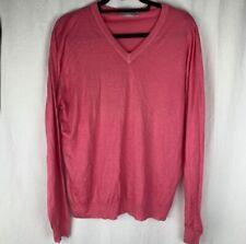 Ermenegildo Zegna sweater pink
