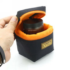 Small Carry Case Waterproof Mirrorless Lens Bag Pouch Pad Protector For Camera