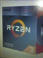 AMD Ryzen 3 3200G with Radeon Vega 8 Graphics and Wraith Stealth Cooler 3.6Ghz Q
