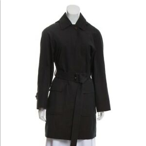 Burberry  Joce Black Coat