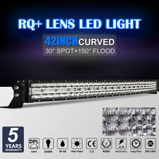 """New listing Curved 42"""" Inch 960W Lens Led Work Light Bar Combo Offroad 4Wd Suv Ute Vs 32/52"""""""