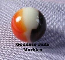 "Vintage Vitro  ALL RED 19/32"" Goddess Jade Marble"