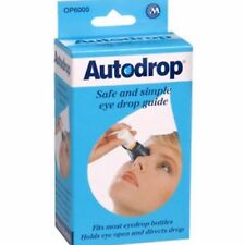 AutoDrop Eye Drop Dispenser, Efficient,Easy Use And Application To Target Area