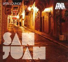 FANIA Salsa RARE CD REMASTERED LATIN LOUNGE San Juan PALMIERI alegre all stars