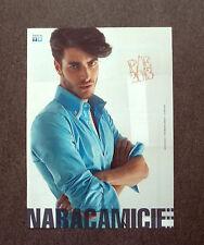 H511 - Advertising Pubblicità -2013- NARACAMICIE