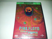 dvd musicale pink floyd live at pompeii