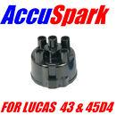 Distributor cap for Lucas 45D4 DDB108 GDC136