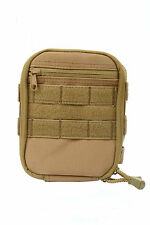 Condor MA64 Tactical SideKick Tool Utility Pouch MOLLE - Tan