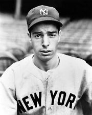 1936 New York Yankees JOE DIMAGGIO Glossy 8x10 Photo Rookie Print Photograph