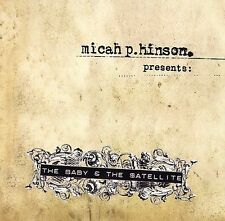 MICAH P. HINSON CD THE BABY & THE SATELLITE BRAND NEW SEALED