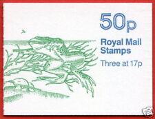 FB33 Pond life 2 (star) 50p Folded Booklet
