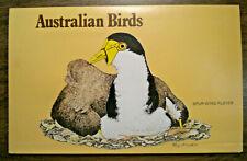 1978 Australian Birds Post Office Pack w #682, 683, 684, 685 & # 686 Ognh