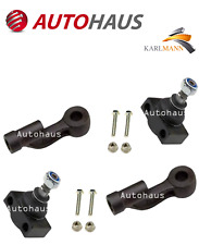 FOR SMART CAR ROADSTER TWO CITY CABRIO FRONT BALLJOINTS & TRACK TIE ROD ENDS