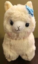 Amuse Antique Alpacasso Flower Alpaca Arpakasso Plush