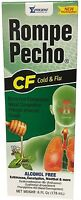 Rompe Pecho CF Cough - Flu Syrup With Honey, 6 oz (Pack of 2)