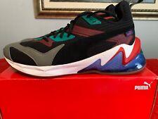 PUMA LQDCELL ORIGIN Puma Black-Nrgy Red-Blue Size 12