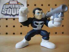 Marvel Super Hero Squad PUNISHER Frank Castle First Release from Wave 2