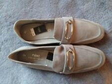 Grey loafers NEXT size 8 NEW