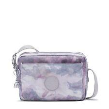 Kipling Medium Crossbody Bag ABANU M CANYON MIST Print Holiday 2020 RRP £83