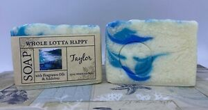 BULK 3 PACK Handmade ~ TAYLOR ~ Fragrance Oil Soap AUSTRALIAN MADE