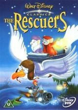 The Rescuers Disney DVD R2