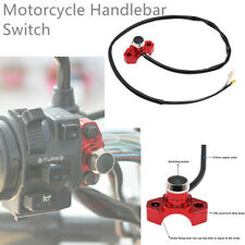Waterproof Motorcycle Handlebar Power ON/OFF Switch Anti-rust Horn Ligth Switch