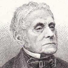 Portrait XIXe Daniel-François-Esprit Auber Opera Comique Compositeur Musique