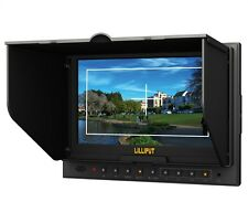 New Lilliput 5D-II/O 7'' HD Field Monitor HDMI Output for DSLR Canon EOS 5D Mark