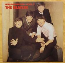 THE BEATLES 2-LP ULTRA RARE TRAX VOL.1 & VOL. 2 Stash Records 637