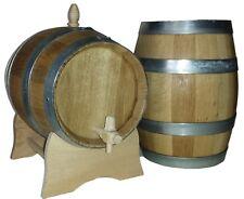 3L Artisanat/Fût /Tonneau/Tonneaux Bois Chêne Fûts Vin Brandy roninet bois