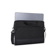 "Dell Pro 17"" Laptop Sleeve Case - Black/Gray - Water Resistant & Durable"