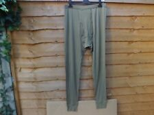 **NEW** GENUINE ISSUE BRITISH ARMY LONG JOHNS - SIZE  XL