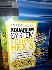 Marineland Aquarium 5 Gallon Kit, Hexagon, Acrylic
