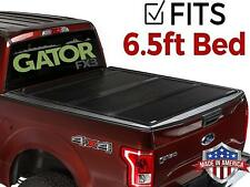 Gator FX3 (fits) 2015-2019 Ford F150 6.5 FT FRP Hard Folding Truck Tonneau Cover