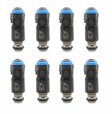 SET OF 8 PCS NEW Genuine FUEL INJECTOR 12613411