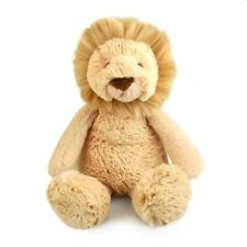 Frankie & Friends 28cm Leo Lion Soft Animal Plush Stuffed Toy Kids 3y Beige