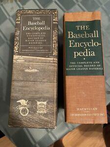1969 Baseball Encyclopedia W Cover