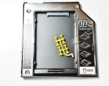 Ultrabay Slim SATA 2nd HDD Adapter SSD Lenovo ThinkPad T410i t500 W500 W701
