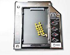 Ultrabay Slim SATA 2nd HDD Adapter SSD Lenovo ThinkPad T400 T400s T410 T410s