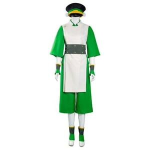 Avatar The Last Airbender Toph bengfang Cosplay Costume