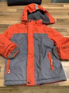 Boden boys Ski Style coat 7-8y