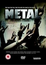 Metal - A Headbanger's Journey DVD Brand New and Sealed