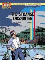 Strange Encounter, Paperback by Hamme, Jean Van; Benoit, Ted (ART), Brand New...