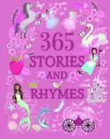 (Very Good)-365 Stories and Rhymes Treasury (Paperback)-Parragon-1474802826