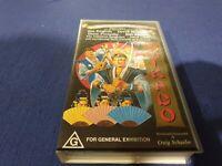The Mikado - VHS - Free Postage - Aussie Seller