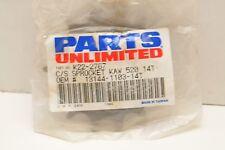 PARTS UNLIMITED FRONT SPROCKET - K22-2767 - 520/14 -- VULCAN NINJA 500 KLR 250 +