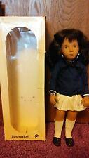 """Vintage Sasha Brunette Marina Doll 17"""" #102S Trendon Limited England Nib"""