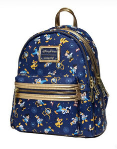 (PRE-ORDER) Walt Disney World 50th Ann Celebration Collection Loungefly Backpack