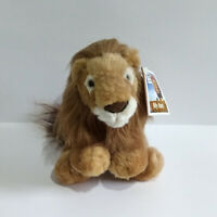 WWF My Lions Small Lion Soft Toy Plush with Tag - Please Read.